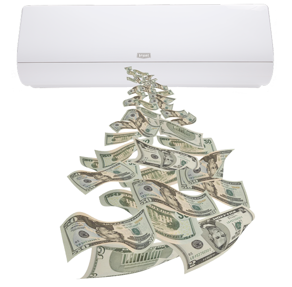 Efficient ductless heat and air Allentown, PA