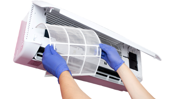 Ductless filter cleaning Easton PA