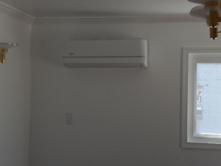 Ductless heating and cooling in South Whitehall Township pa