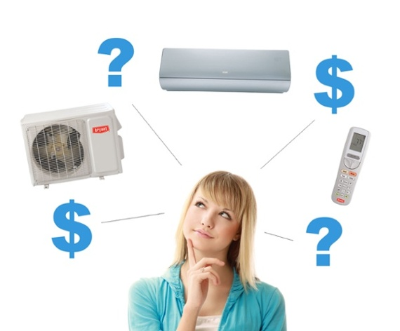 What does ductless air conditioning cost Lehigh Valley