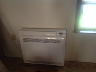 Bryant ductless heating and air conditioning installation in Wescosville, PA