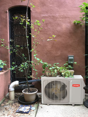 Bryant Ductless For Row Homes Allentown Air Conditioning
